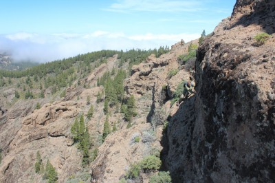 Climb the highest point in Gran Canaria