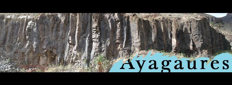 climbing crag ayagaures