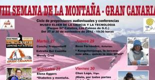 Semana Canaria de la montaña 2013