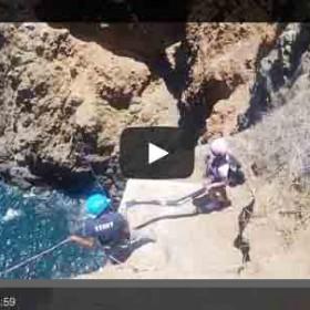 Nuevo video de rope jump en Gran Canaria