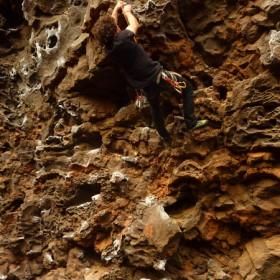 Escalada en Lanzarote
