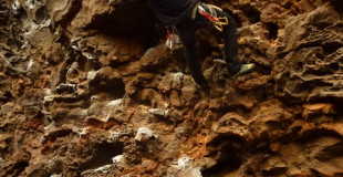 Climbing in Lanzarote for Climbincanarias