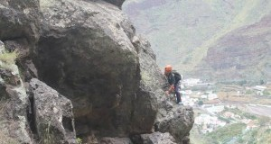 The Ferrata La Gua Gua with Climb in Canarias